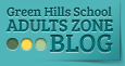 Green Hills Adults Zone Blog