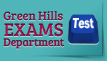 Green Hills Exams Departament