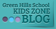 Green Hills Kids Zone Blog